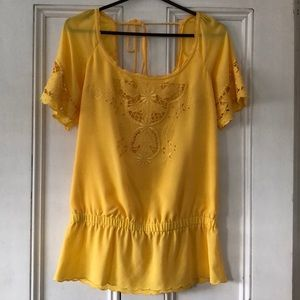 Arden B top, size small.